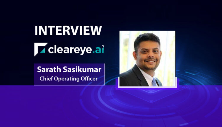 Sarath Sasikumar-chief operating officer
